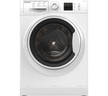 HOTPOINT NM10944WW ActiveCare 9kg 1400rpm Freestanding Washing Machine - White - A+++ energy rating