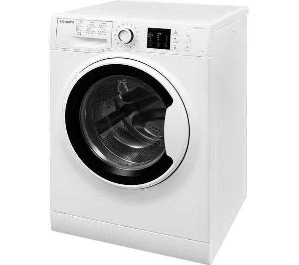 HOTPOINT NM10944WW ActiveCare 9kg 1400rpm - Washing Machine - White - A+++ energy rating
