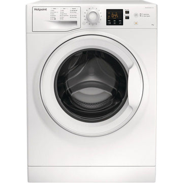 HOTPOINT NSWF943CW White 9KG Washing Machine 1400rpm
