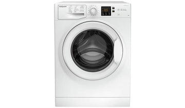 Hotpoint NSWM1043CW 10kg 1400rpm Freestanding Washing Machine - White