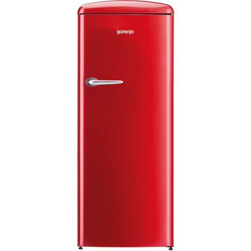 Gorenje Retro Collection ORB153RD Fridge with Ice Box - Red (range of colours available)