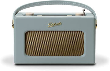 Roberts Radio Revival RD70DE DAB / DAB+ Digital Radio with FM Tuner - Duck Egg Blue