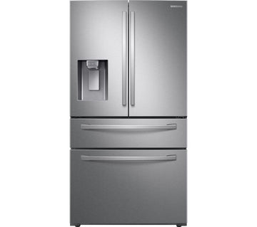 Samsung RF22R7351SR French Style 4 Door Fridge Freezer Ice & Water – £300 cashback from Samsung if purchased by 07/04/2020 (T&C Apply)