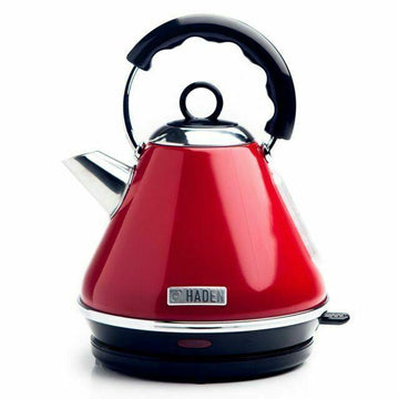 Haden 183491 Boston 1.7-Litre Kettle In Red