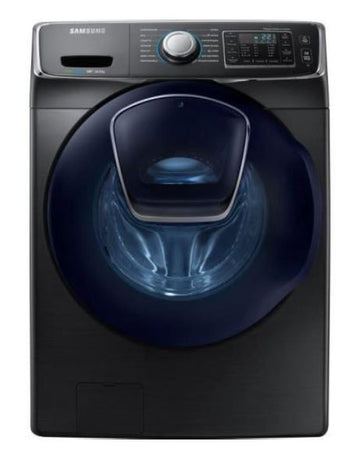 Samsung WF16J6500EV 16kg 1200rpm Addwash Commercial Washing Machine in Black with EcobubbleCOBUBBLE