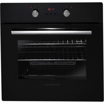 NordMende SO313BL Black Single Multifunction Oven - Free 3yr Parts & Labour Warranty On Registration