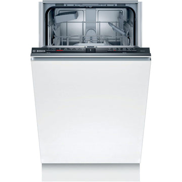 Bosch SPV2HKX39G Fully Integrated Slimline Dishwasher - Stainless Steel Control Panel - A+ Rated
