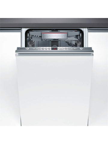 Bosch Serie 6 SPV66TX00G Slimline 10 Place Fully Integrated Dishwasher
