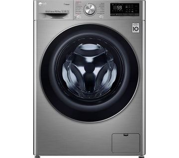LG F4V710STS WiFi-enabled 10.5 kg Washing Machine In Graphite with Free 5yr Parts & Labour Warranty