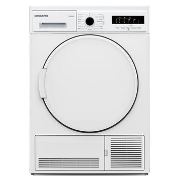 Nordmende TDC80WH 8KG Freestanding Condenser Tumble Dryer - White with Free 3yr Parts & Labour Warranty on Registration