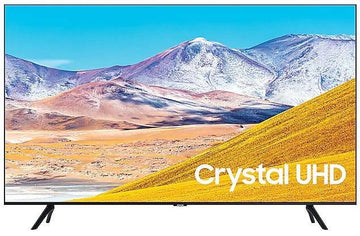 Samsung UE55TU8000 (2020) HDR 4K Ultra HD Smart TV, 55 inch with TVPlus, Black
