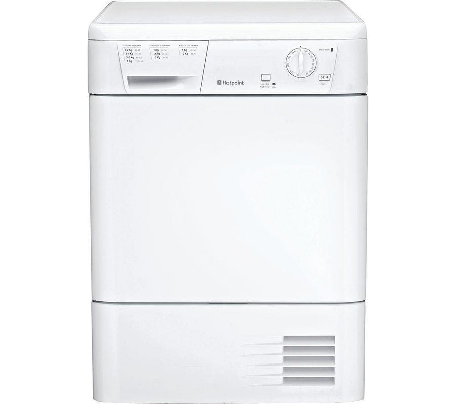 Hotpoint FETC70BP 7Kg Condenser Tumble Dryer - White