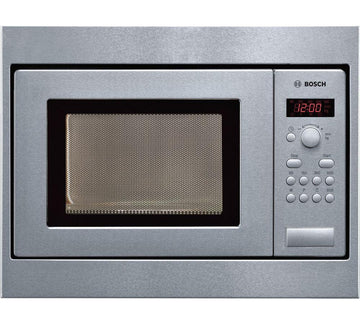 Bosch HMT75M551B Built-In Microwave, Brushed Steel