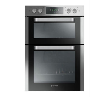 HOOVER H-OVEN 300 HO9D3120IN Electric Double Oven - Stainless Steel