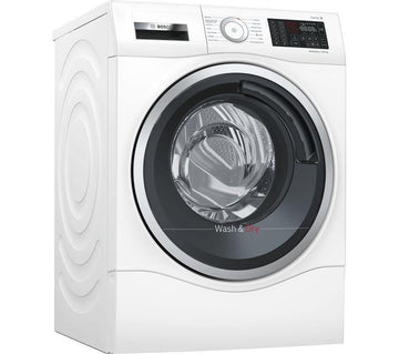 BOSCH Serie 6 WDU28560GB 10 kg Washer Dryer - White
