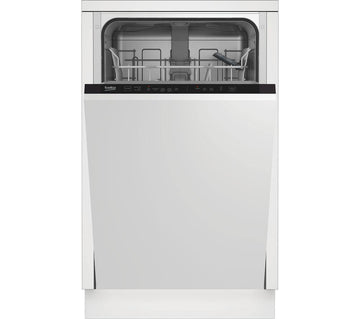 BEKO DIS15012 Slimline Fully Integrated Dishwasher - A+ energy rating