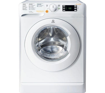 Indesit Innex XWDE1071681XW 10Kg / 7Kg Washer Dryer with 1600 rpm - White - A Rated