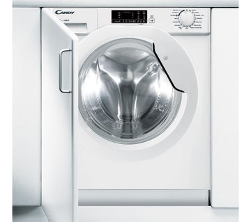 CANDY CBWD7514D  7kg And 5kg 1400rpm Integrated Washer Dryer
