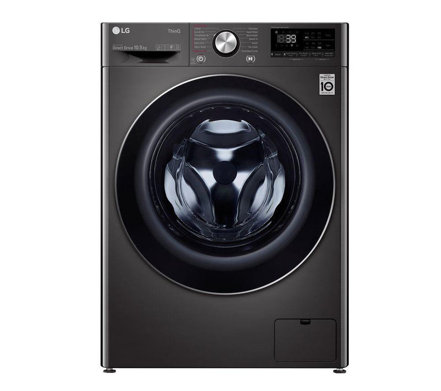 FVV910BTSE LG TurboWash washing machine