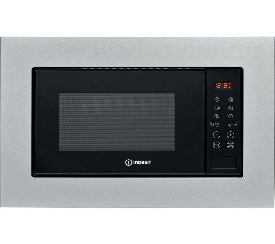 Indesit MWI 120 GX built-in microwave