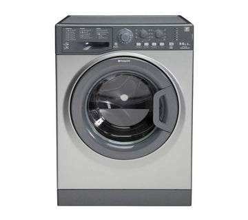 HOTPOINT WDAL8640G 8/6kg Washer Dryer In Graphite - A Energy Rated