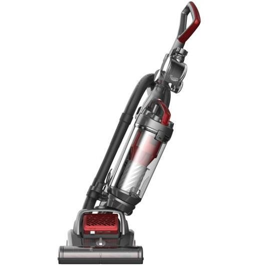 Beko VCS6135AR Bagless Upright Vacuum Cleaner in Red