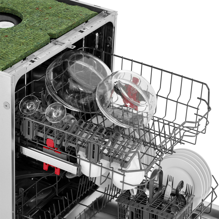 Whirlpool WIC3B19UK Fully Integrated Standard Dishwasher With White Control Panel