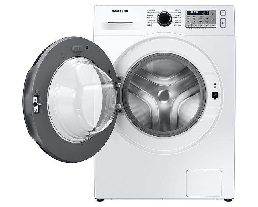 Samsung WW80TA046AH EcoBubble 8 kg 1400 RPM Washing Machine-  5 Year Parts & Labour Warranty