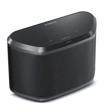Yamaha WX030 MusicCast Wireless Speaker with Bluetooth & Airplay - Black
