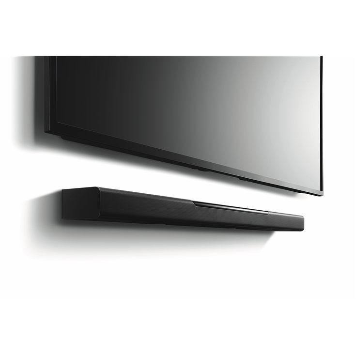 YAMAHA YMS4080BLB MusicCast BAR 40 6.0 All-in-One Cinematic Sound Bar