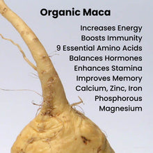 Load image into Gallery viewer, Organic Maca Powder
