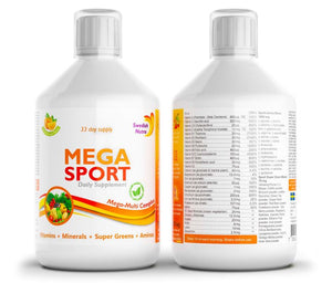 Mega Sport Daily Supplement - 500 ml