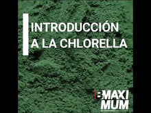 Load and play video in Gallery viewer, Organic Chlorella Powder - 500 g