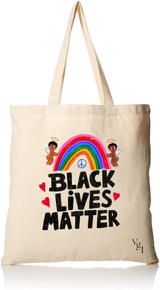 Load image into Gallery viewer, ISCREAMCOLOUR BLM x Pride Celebration Tote