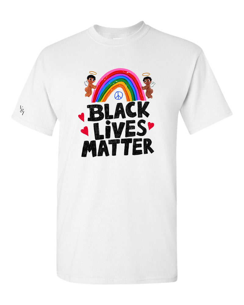 ISCREAMCOLOUR BLM x Pride Celebration Tee