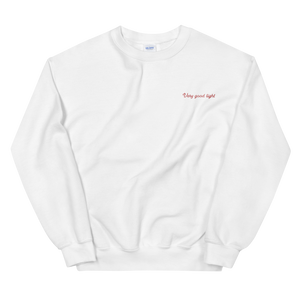 Very Good Light Crewneck