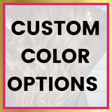 ADD ON Custom Color
