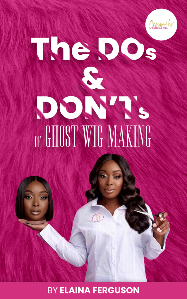 The Do's and Don'ts of Ghost Wig Making