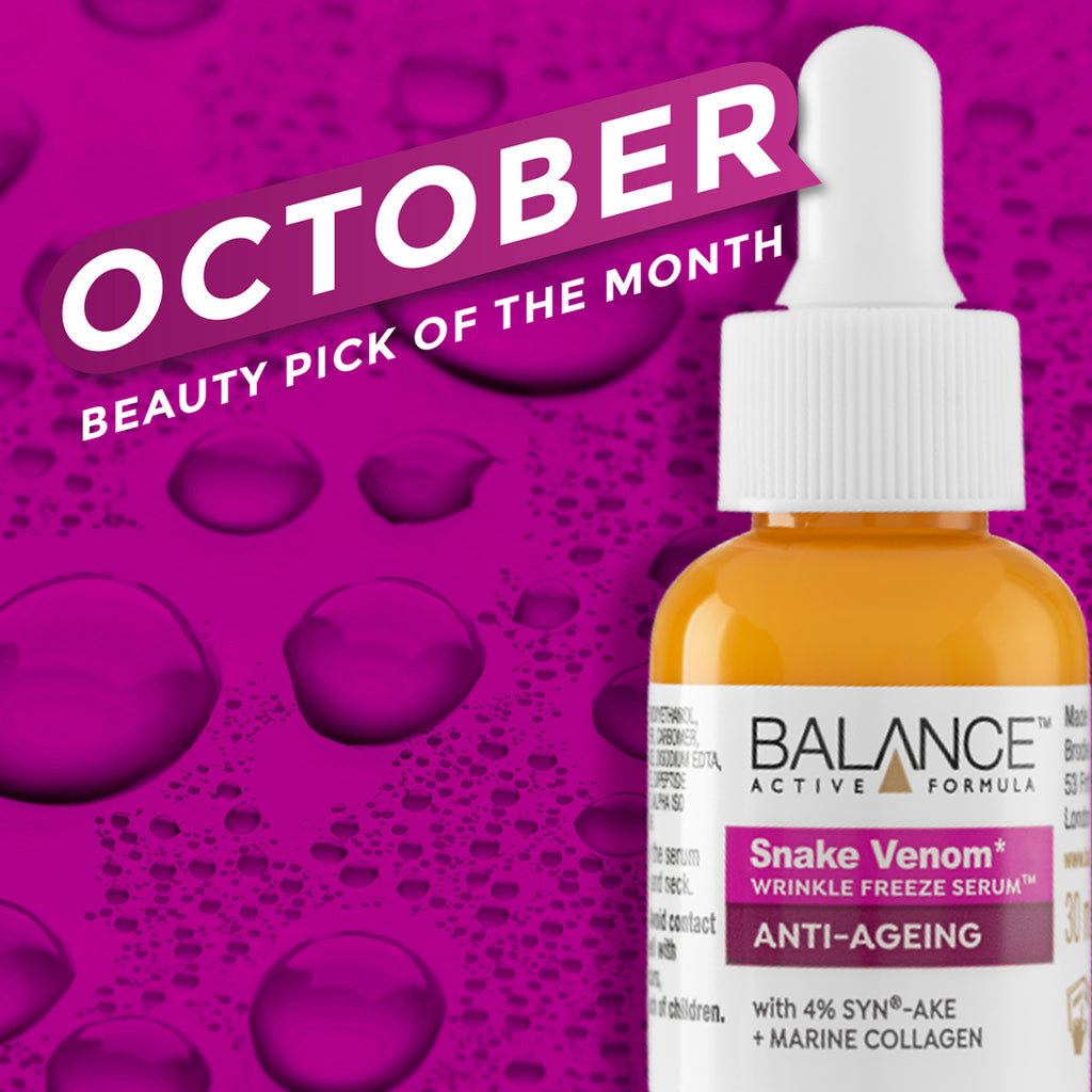October's Beauty Pick of the Month