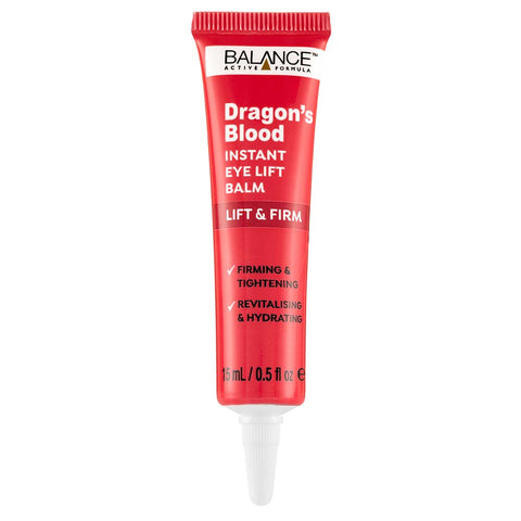 Balance Active Skincare Dragon's Blood Instant Eye Lift Balm 15ml - Balance Active Formula