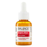 Balance Active Skincare Dragon's Blood Instant Lifting Serum 30ml - Balance Active Formula