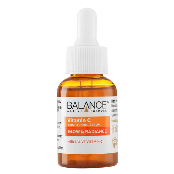 Balance Active Skincare Vitamin C Brightening Serum 30ml - Balance Active Formula