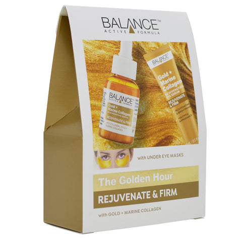 THE GOLDEN HOUR - Balance Active Formula