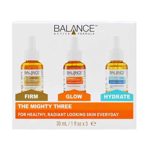 Balance Active Skincare The Mighty Three - Balance Active Formula