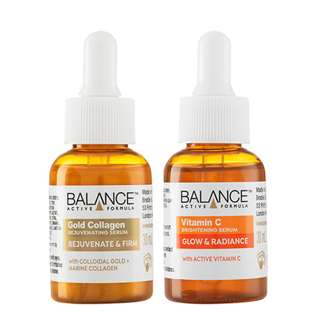 Balance Active Skincare Brighten and Rejuvenate Duo Bundle - Balance Active Formula