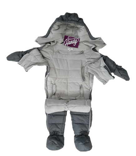 Adaptive snow suit - Handy Adapted Products