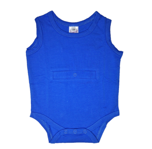 Feeding Tube Bodysuit / Romper - Handy Adapted Products