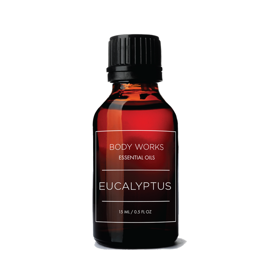 EUCALYPTUS ESSENTIAL OIL - BODY WORKS
