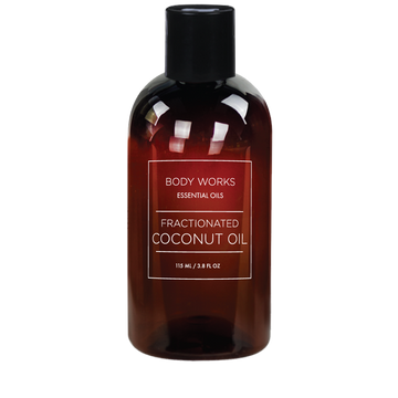 BODY WORKS -FRACTIONATED COCONUT OIL Essential Oil