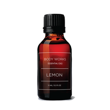 BODY WORKS -LEMON ESSENTIAL OIL Essential Oil